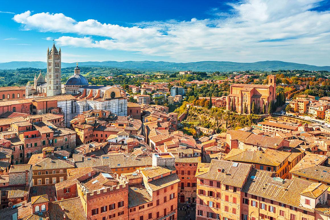Siena & San Gimignano