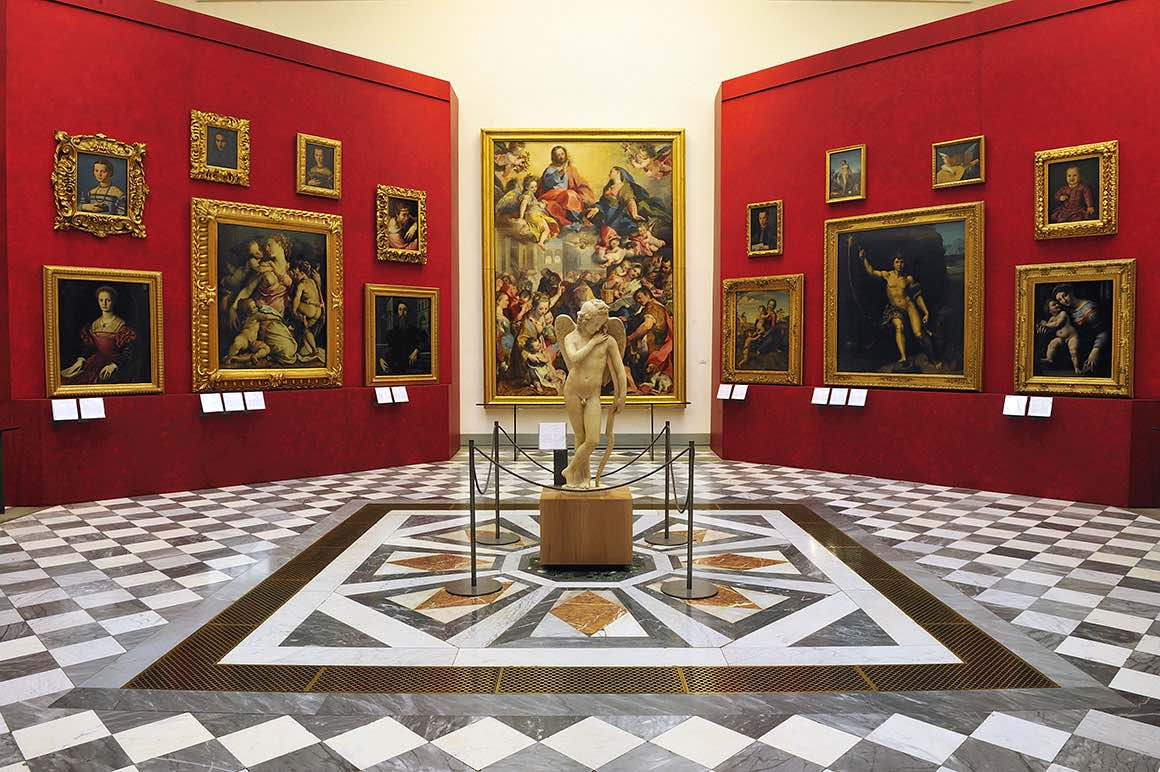 Florence private Tour from Milan - Uffizi Gallery