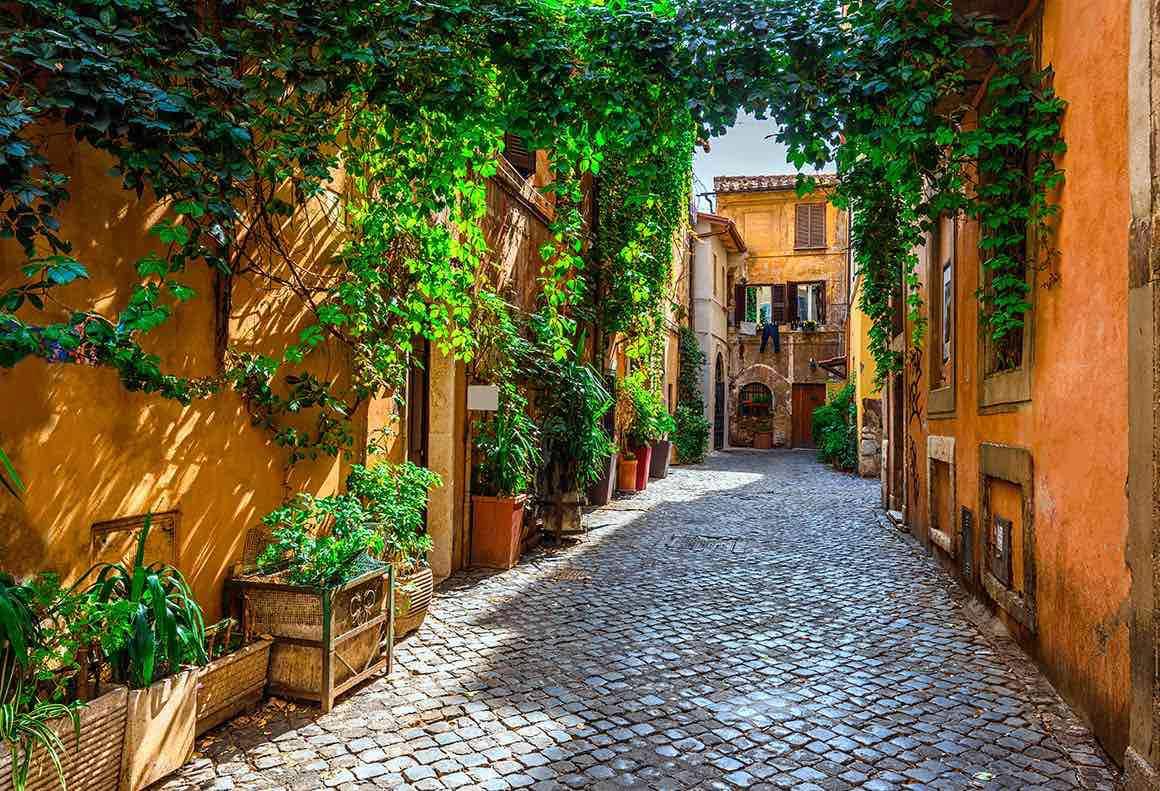 Rome Guided Tour - Roman Steet