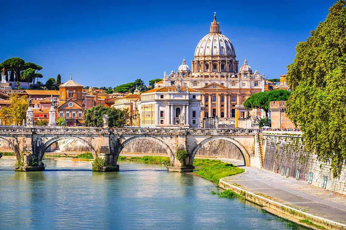 Rome Private Tour - St. Peters Basilica