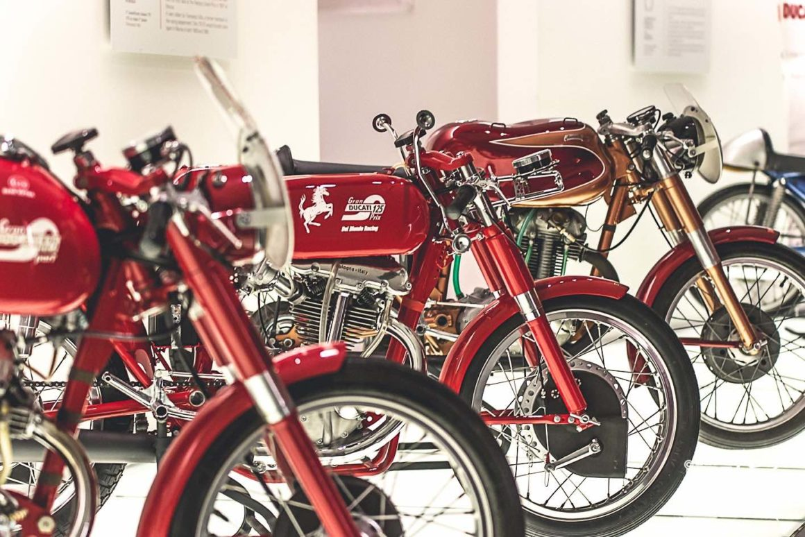 Transfer Milan to Florence with stop in Ducati Factory - Museum
