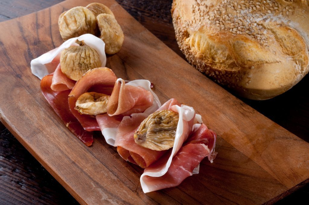 Transfer Milan to Florence with stop in Parma - Ham Tasty