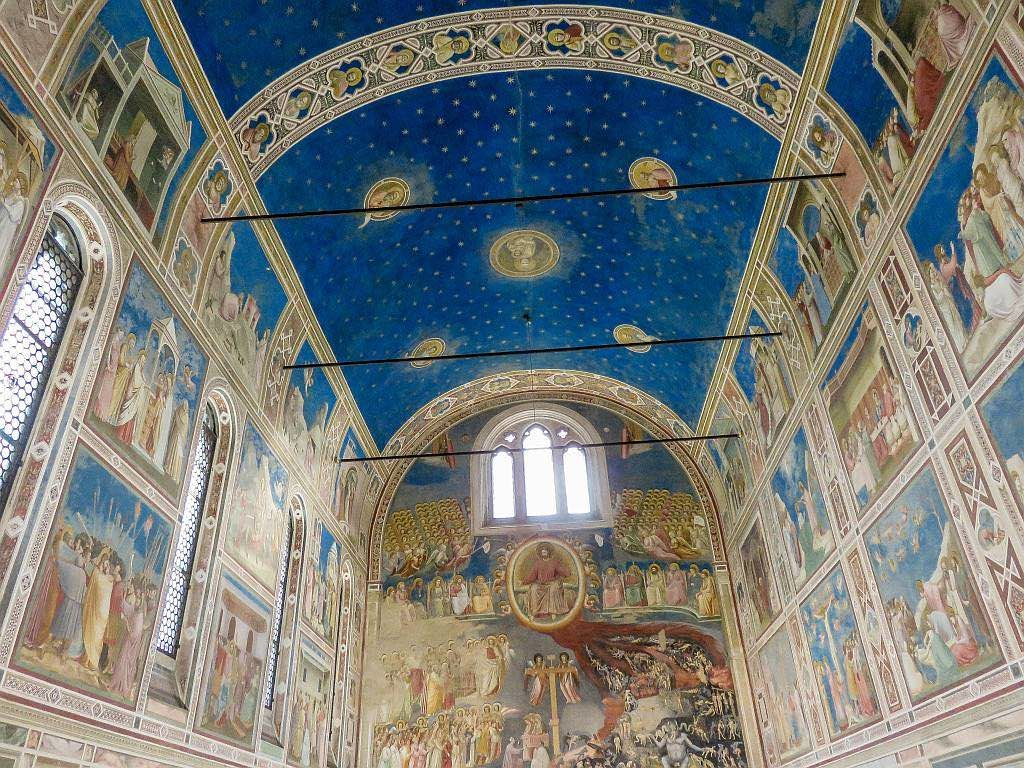 Transfer Milan to Venice with stop in Padua - Scrovegni Chapel