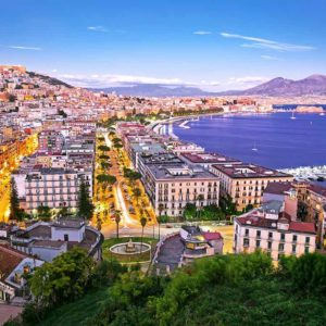 Transfer Rome to Naples
