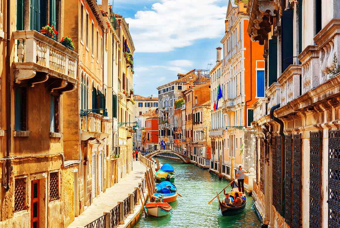 Venice Day Trip from Florence - Canal Grande