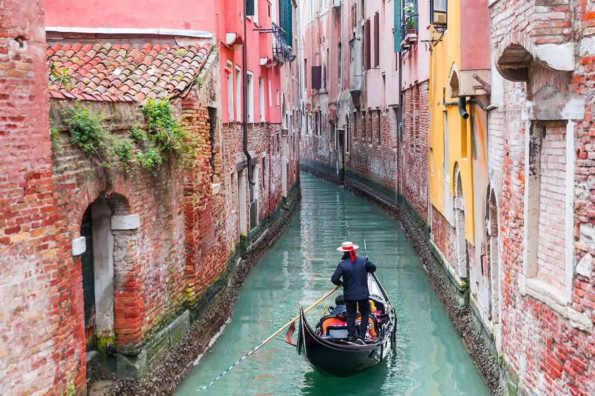 Venice Walking Tour - Gondola Ride