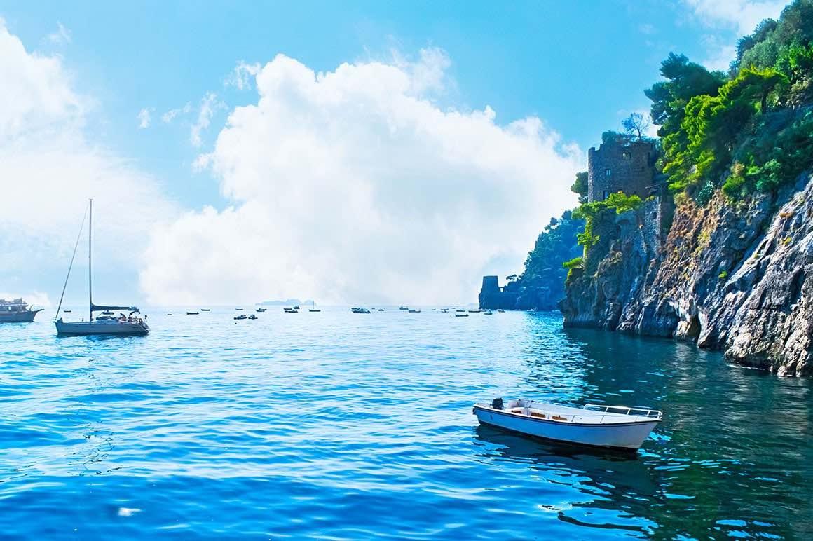 Day Trip to Amalfi Coast - Fisher Boat