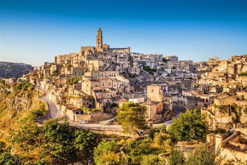Matera Day Trip from Bari - Panoramic View