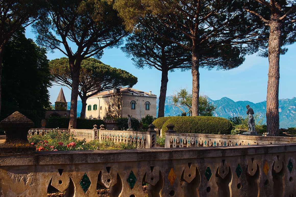 One Day Trip Naples to Amalfi Coast - Villa in Rovello