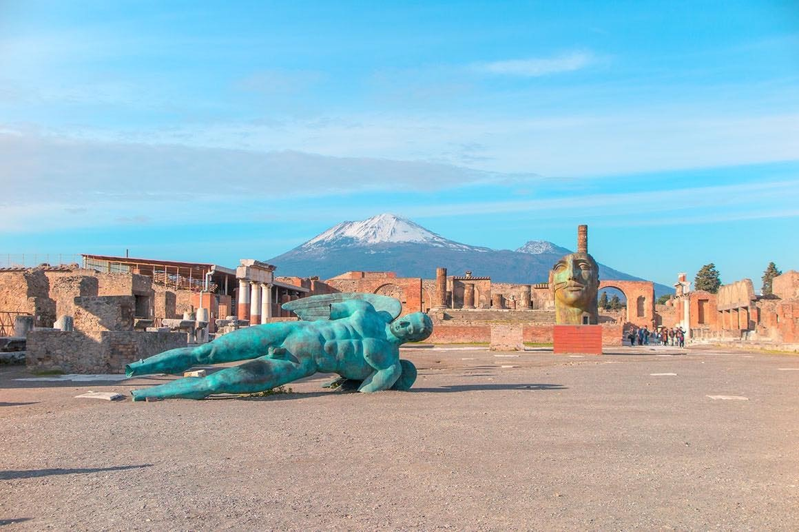 Pompeii Day Trip from Naples - Pompeii Sites
