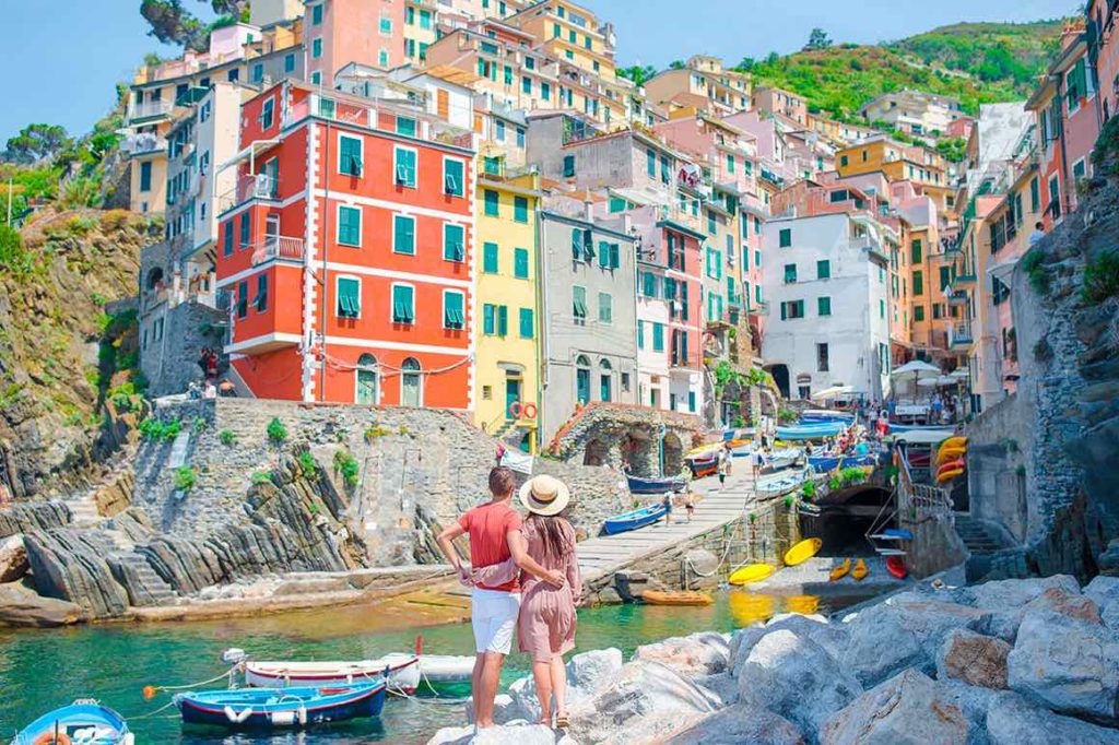 Cinque Terre & North Italy Group Tour