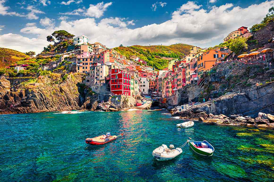 Cinque Terre Travel Experience