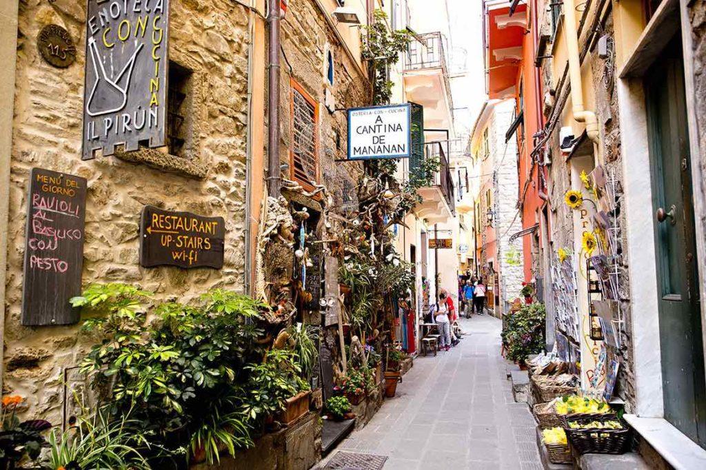 Italy Travel Group Liguria