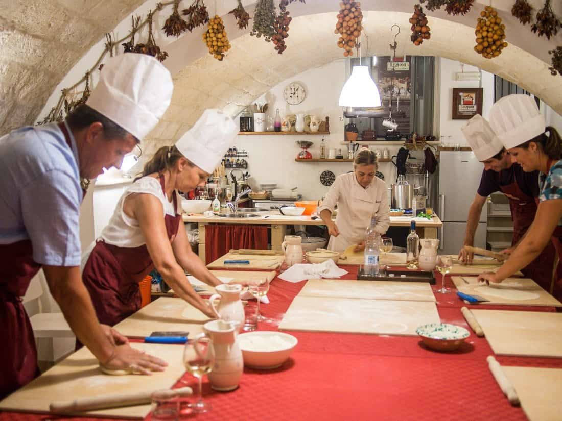 Lecce Private Food Experience